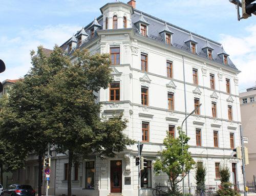Stadthaus im Augsburger Bismarckviertel