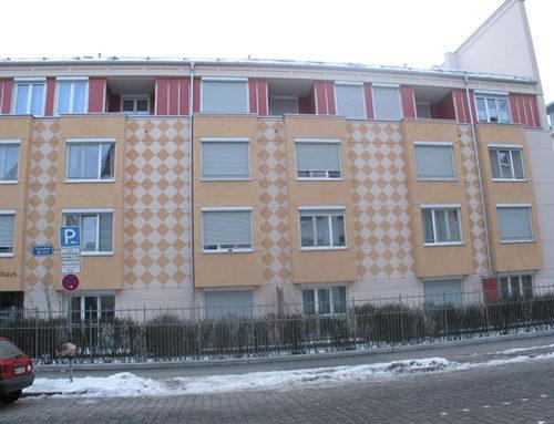 Wohnheim für Senioren am Kitzenmarkt in Augsburg