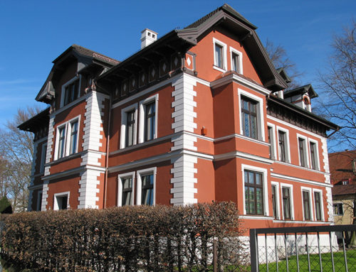 Stadtvilla in Friedberg
