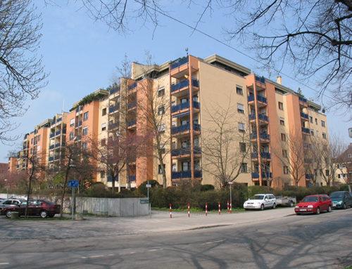 Wohnanlage Wertachpark